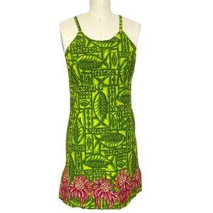 Spaghetti strap vintage Roxy summer dress